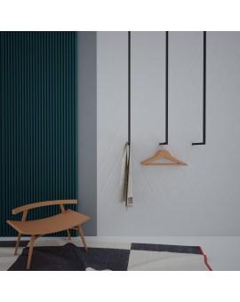 Metal hanger wall / ceiling